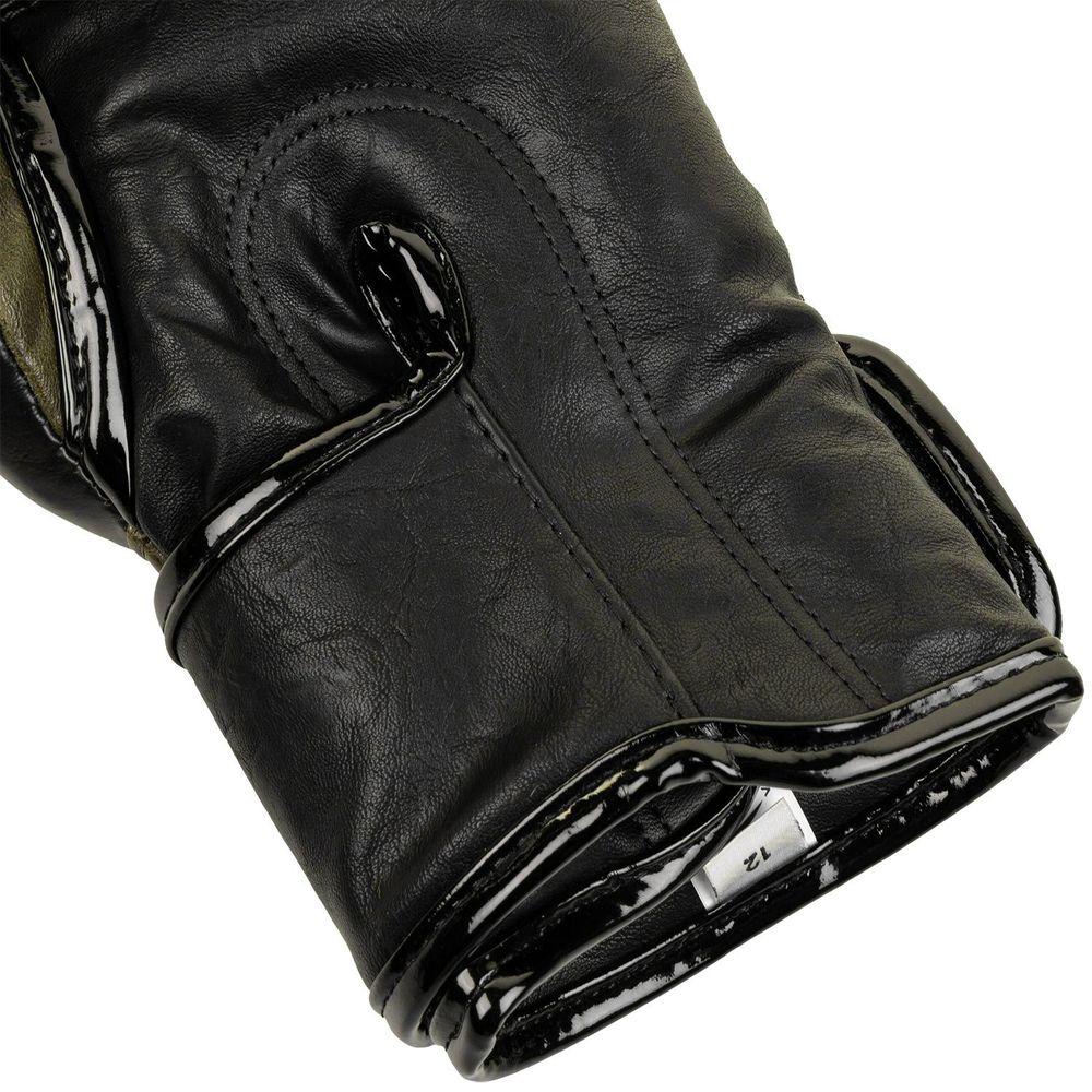 Venum Impact Boxing Gloves Khaki//Black