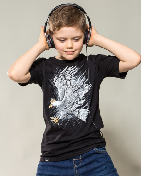 a912012f4 Koszulka patriotyczna dziecięca Surge Polonia