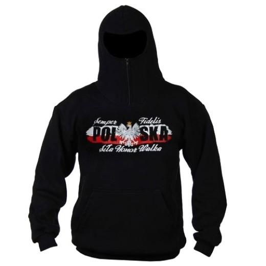 fecb5d488 Bluza ninja patriotyczna