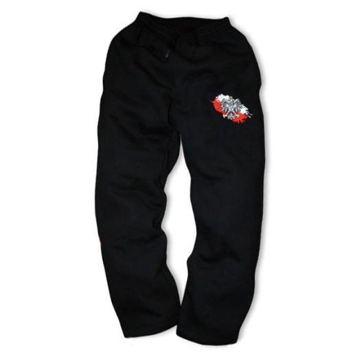 ad5e5946 Spodnie dresowe bawełniane Aquila