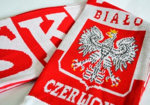 c2acf7134 Szalik dwustronny Polska Biało-Czerwoni - sklep FighterShop