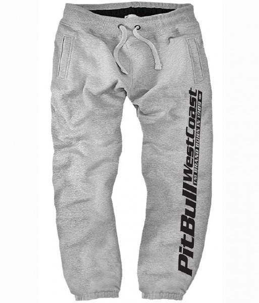 54307db1 Spodnie dresowe Pit Bull ze ściągaczem