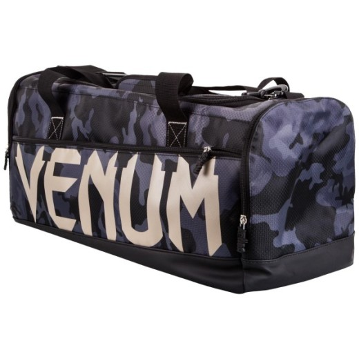 a8964237f3855 Torba sportowa Venum Sparring Sport Bag - Dark Camo - sklep FighterShop