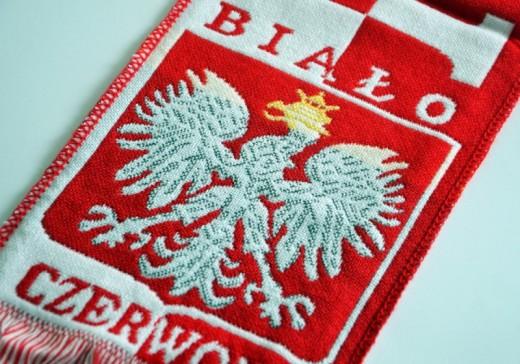 972d9c0d3 Szalik Polska Biało Czerwony Orzeł - sklep FighterShop