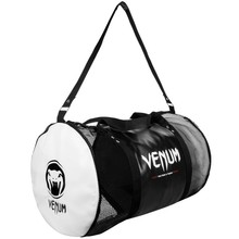 Torba sportowa Venum Thai Camp Sport Bag - Black/white