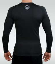 "Rashguard Ground Game ""Athletic Shadow"" długi rękaw"