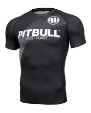 "Rashguard PIT BULL short sleeve ""Player One II 2020"""