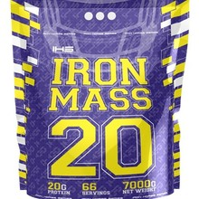 "Iron Horse ""Iron Mass""  Gainer 7kg"