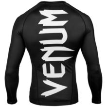 Rashguard Long sleeves Venum Giant - Black