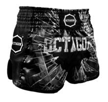 "Spodenki Muay Thai Octagon ""Crushed"""