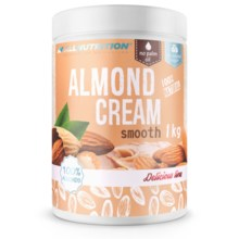 Krem migdałowy ALLNUTRITION Almond Cream 1000g