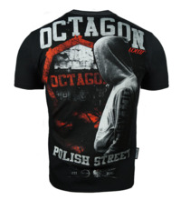 "Koszulka T-shirt Octagon ""Polish Street Wear"""