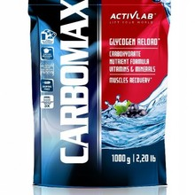 Activlab Carbomax 1000g Węgle carbo