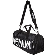 Torba sportowa Venum Sparring Sport Bag - Black/White