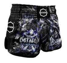 "Spodenki Muay Thai Octagon ""Torture Your Enemies"""