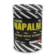 FITNESS AUTHORITY Xtreme Napalm with Vitargo 500g