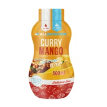 ALLNUTRITION Classic Sauce 500ml Curry Mango