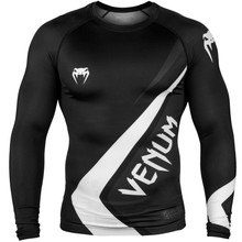 "Rashguard Venum Long sleeves ""Contender 4.0"""