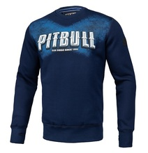 "Bluza PIT BULL ""City of dog 2019"" - granatowa"