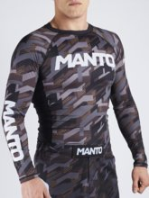 "Rashguard Manto Long sleeve ""TACTIC"""