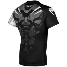 "Rashguard Venum Short sleeve ""NoGi"" 2.0 - Black/White"