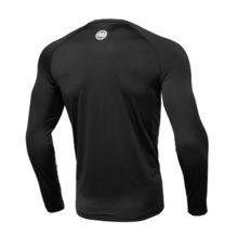 Rashguard PIT BULL Performance Pro - black