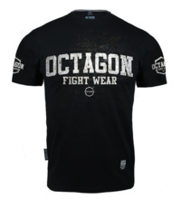 "Koszulka T-shirt Octagon ""Fight Wear II"" - czarna"