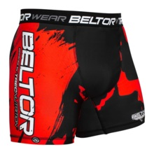 "Spodenki szorty Beltor ""Red Stains"" MMA"