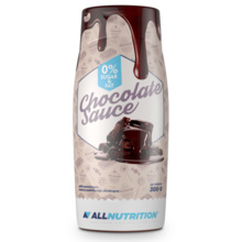 ALLNUTRITION Chocolate Sauce Zero Sweet 300g