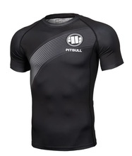 "Rashguard PIT BULL short sleeve ""Player One 2020"""
