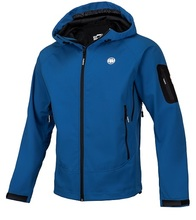"Kurtka softshell PIT BULL ""Rockfish"" - royal blue"