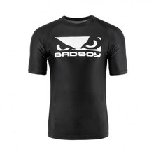 "Rashguard Short sleeve Bad Boy ""Origin"" - czarny"