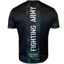 "Koszulka sportowa MESH short sleeve Pretorian ""Fighting Army"""