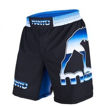 "Spodenki Manto MMA ""Chrome"""