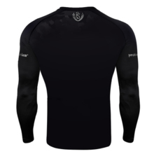 "Rashguard longsleeve Pretorian ""Death Before Dishonour"""