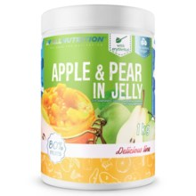 ALLNUTRITION Apple & Pear in jelly 1000g