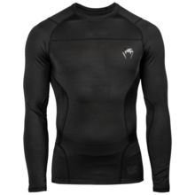 "Rashguard Venum Long sleeves ""G-Fit"" - Black"