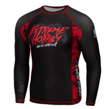 "Rashguard Extreme Hobby ""Why so serious"" longsleeve"