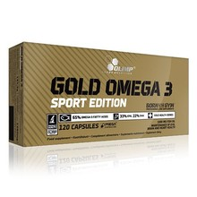 OLIMP Gold Omega 3 Sport Edition - 120caps