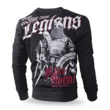 "Bluza  Dobermans Aggressive ""Legions of the North BC222"" - czarna"