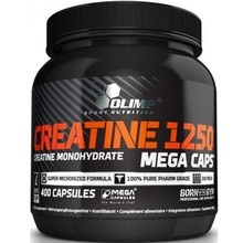 OLIMP Creatine Mega Caps 1250mg 400kaps.