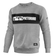 "Bluza Pretorian ""Fight Division"" - szara"