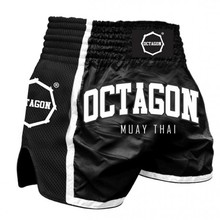 Spodenki Muay Thai Octagon - Black